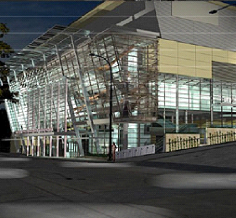 Tacoma Convention Center, Tacoma, Washington